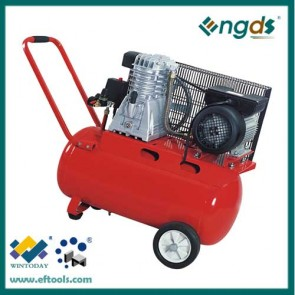 2HP 1.5KW 50L 2 Cylinder direct driven air compressor 184009