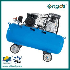 2HP 1.5KW 100L belt driven portable air compressor 184024