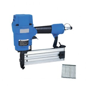 Ga14 diam 2.2mm pneumatic roofing stapler 199008
