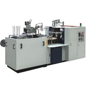 automatic paper bowl forming machine