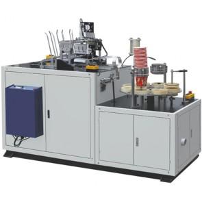 paper cup outer sleeve forming machine
