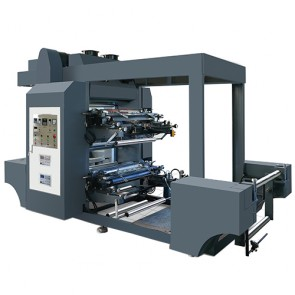 stack flexographic machine
