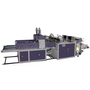 vest bag making machine